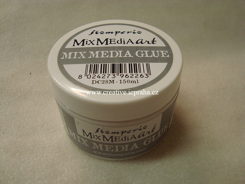 Lepidlo Mixed media 150 ml