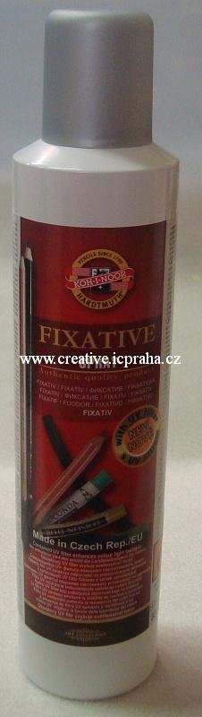 Fixace spray Koh-i-noor 300ml