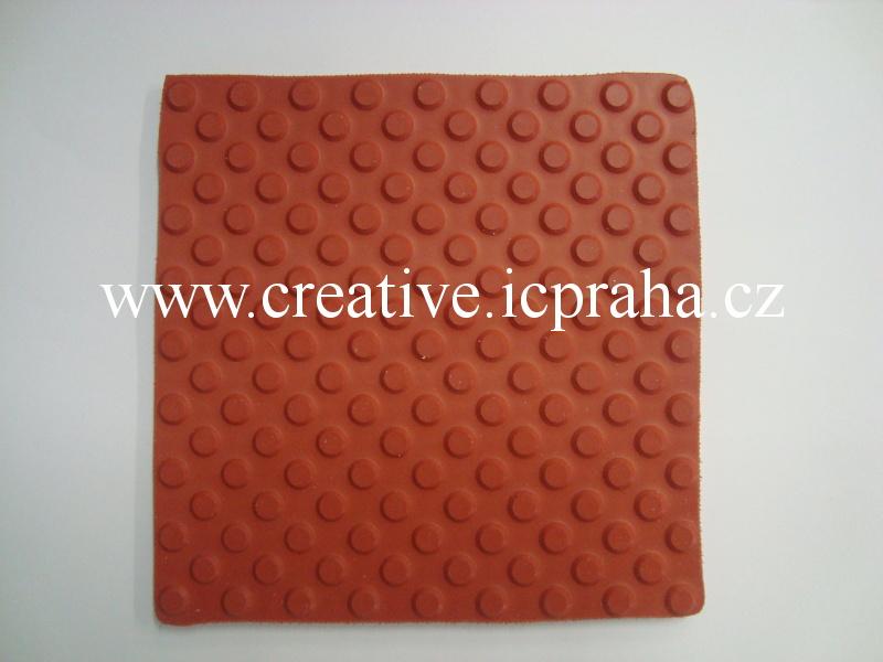 razítka Cling BG32 - Puntíky - 14,5x14,5cm