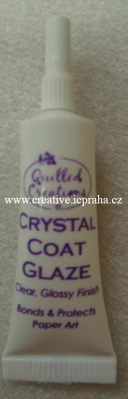 Crystal Coat Glaze - čirá závěrečná glazura