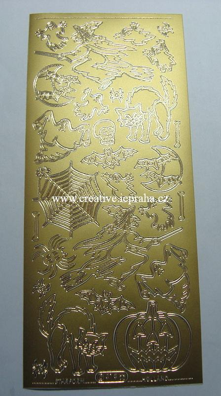 helloween zlaté 851021A