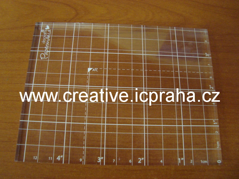 destička na razítko 13.5x10.2cm PMA9031001