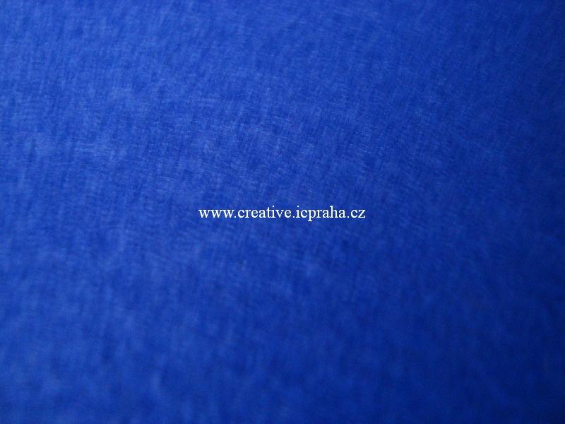 filc 20x30cm modrý ultramarin HE21-8436363