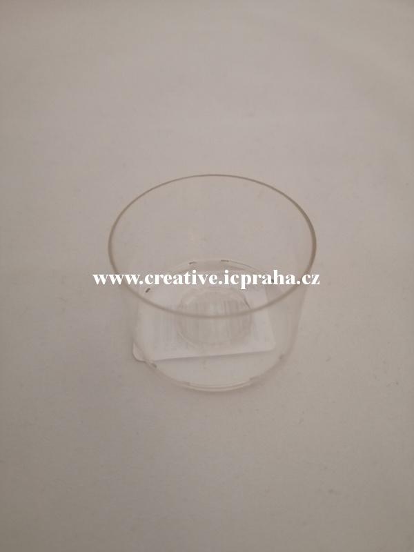 forma na svíčky - kalíšek