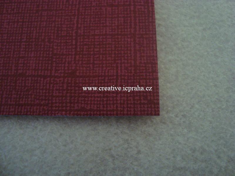 papír A4  struktura 220g/m2 - Vintage