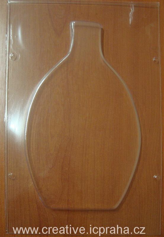 forma na reliéf - váza