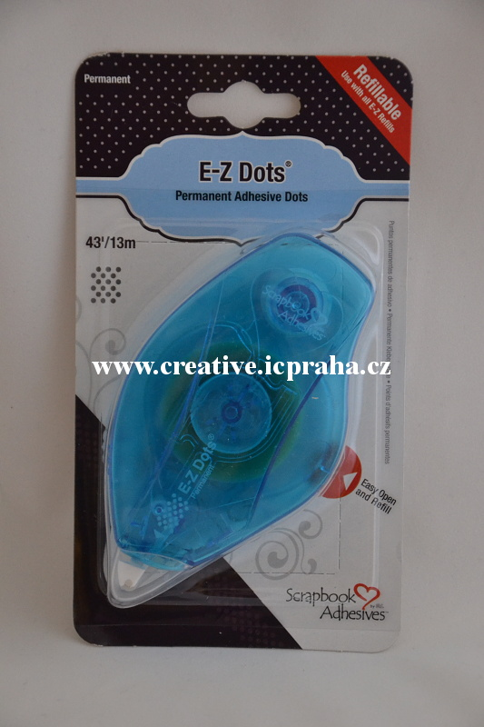 Roller E-Z Dots  plnitelný  - 8mmx13m
