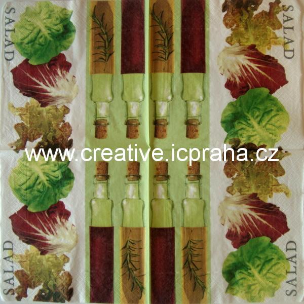olej do salátu  PAPER+DESIGN