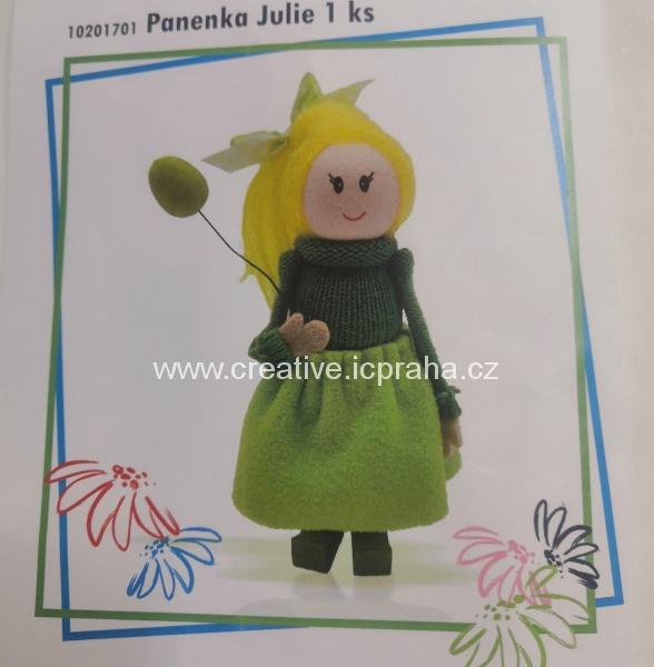 skládačka Panenka Julie 10201701