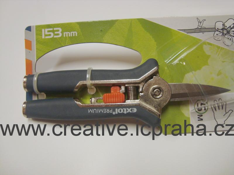 nůžky Extol přímé mini 153mm 8872115