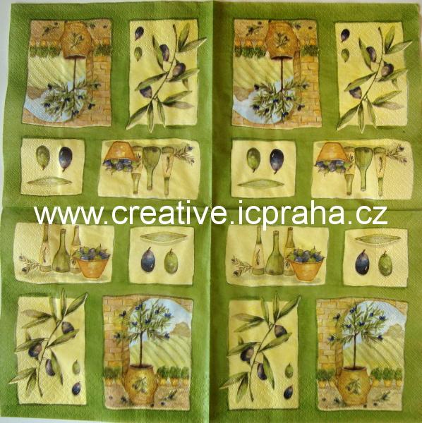 olivový stromeček a jiné obrázky