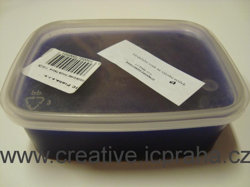 vosková modelovací hmota 150g - fialová
