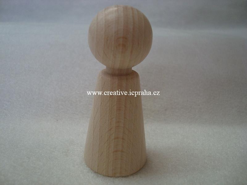 dřevěná figurka 6cm Ry6107800