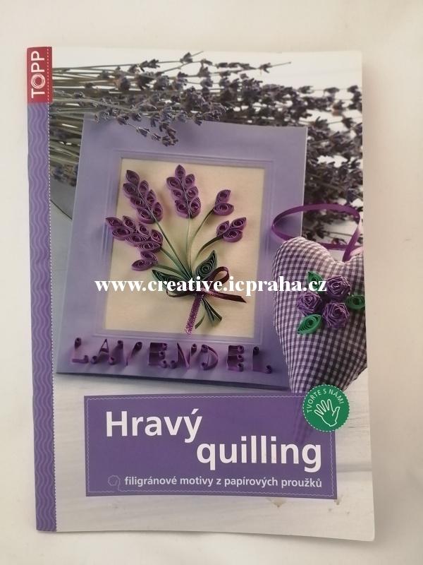 TOPP Hravý quilling