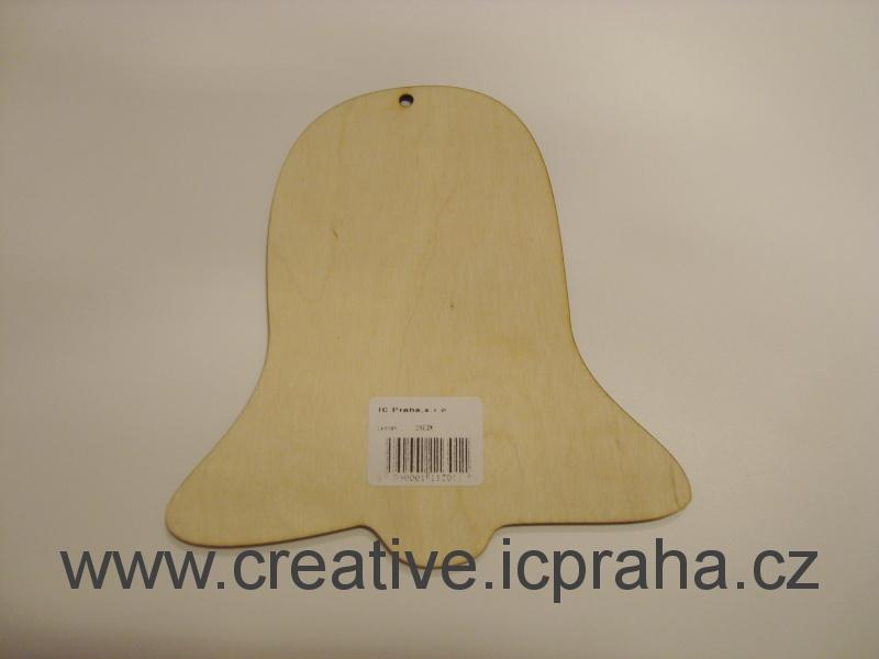 podložka zvonek cca 15cm
