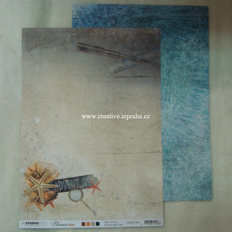 StudioLight - Ocean view A4/pláž dalekohled