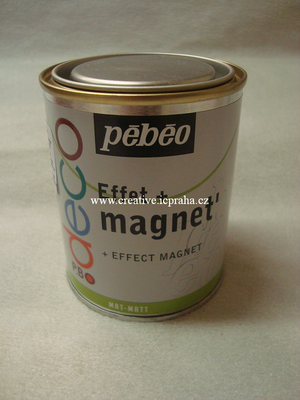 lepidlo Magnet na kovové folie 80ml