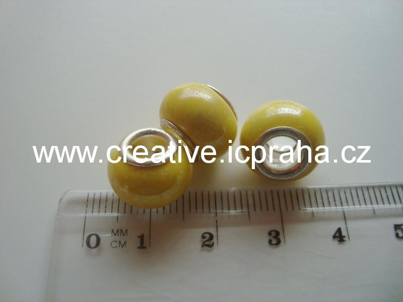 pandora žlutá