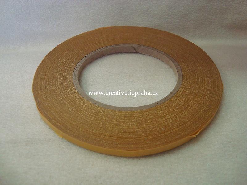 oboustranná lepící páska 6mmx50m