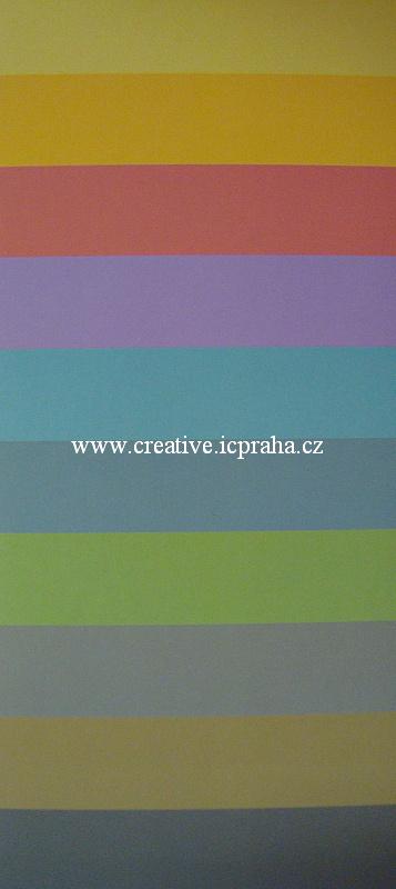 filc 20x30cm/tl.1,5cm - sada 10 barev Sizzix