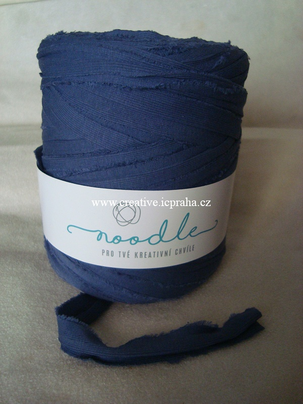 Noodle 120m - modrofialová