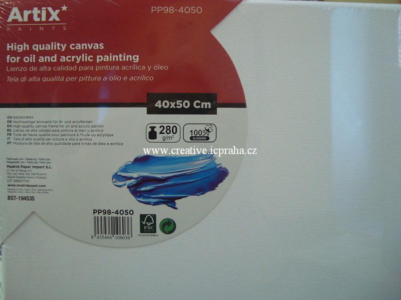 plátno v rámu 40x50cm ArtixPaints