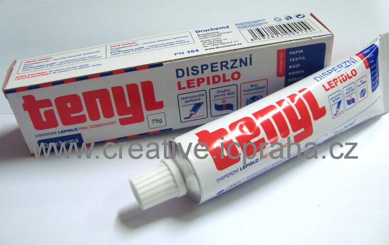 lepidlo TENYL tuba 75g