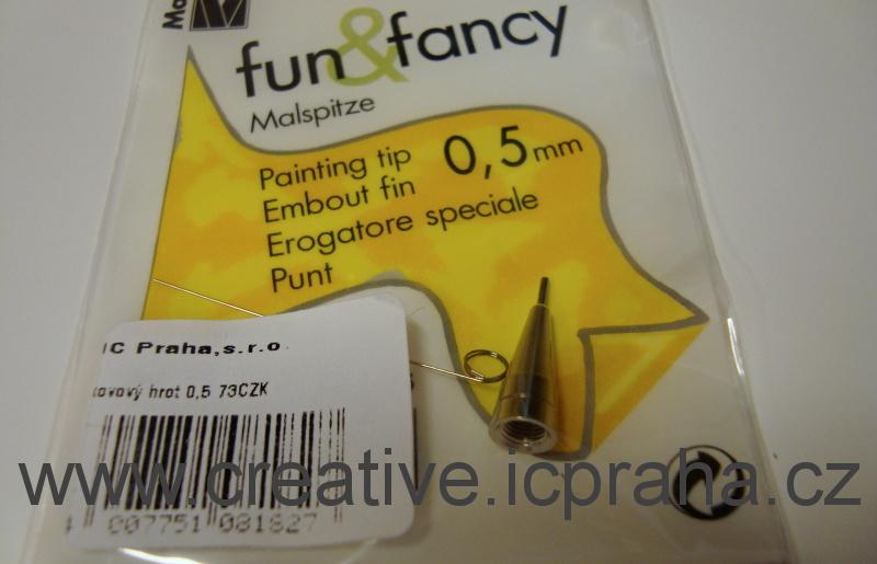 kovový hrot 0,5mm