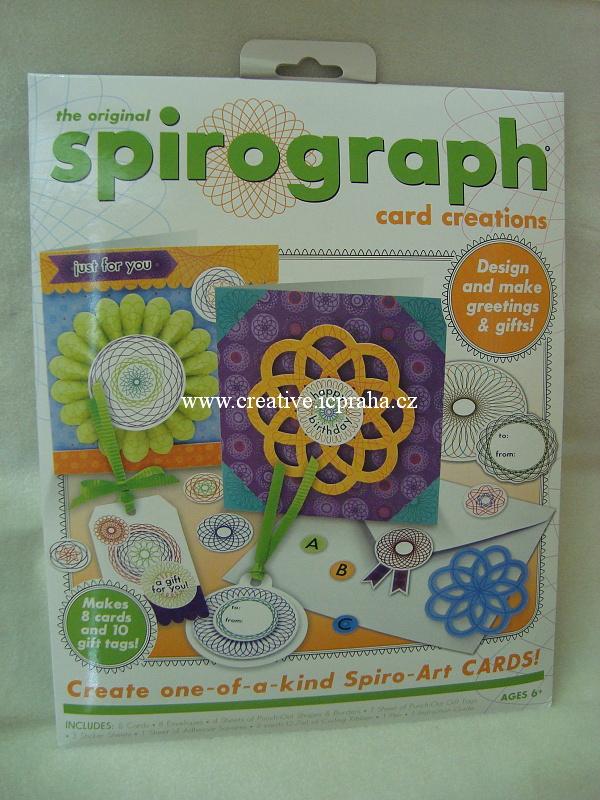 Spirgraf Set - kartičkový speciál 300ks