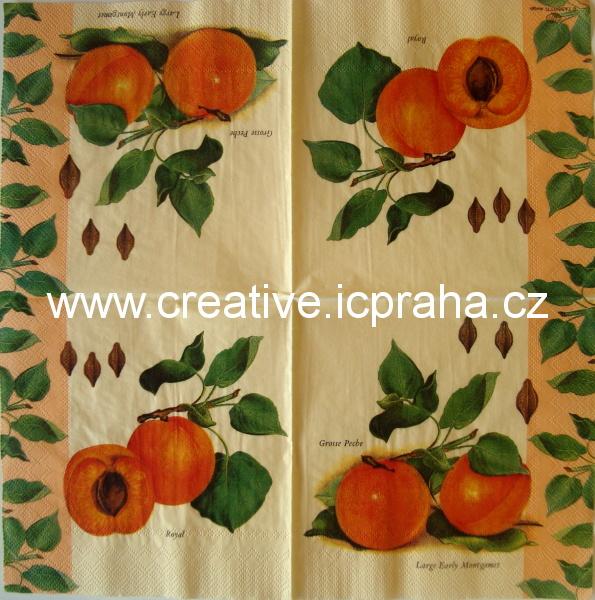 meruňky na oranžové IHR