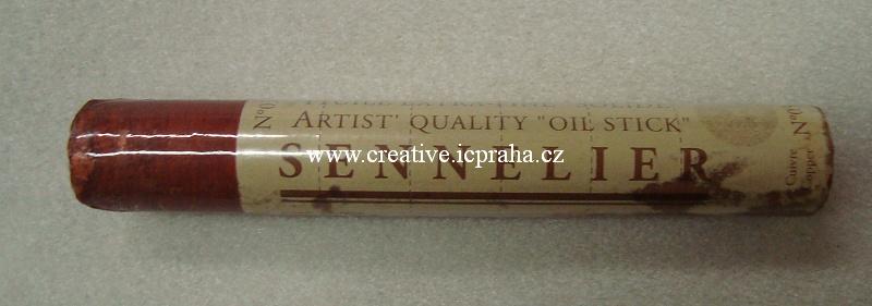olejová barva v tyčince Copper 036