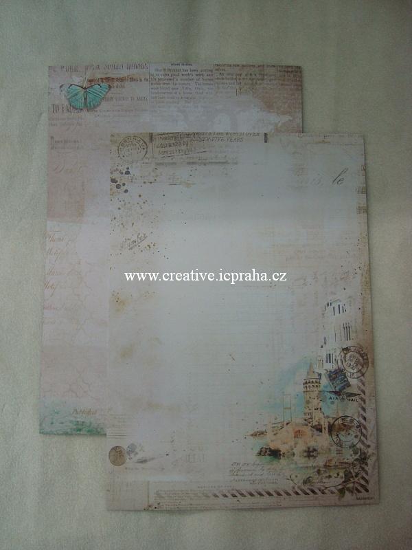 Studiolight - Memories/Vzpomínky na léto A4