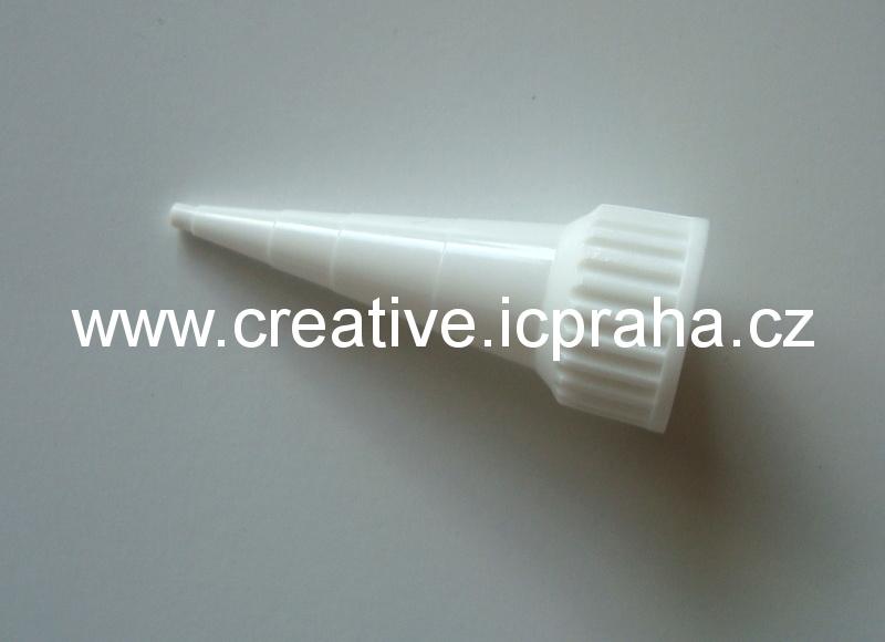 plastová špička na tuby