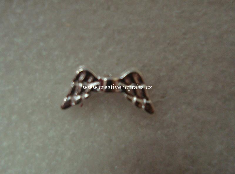 křídla - anděl  14x4mm starostříbro