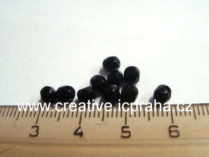 ohňovky 4mm bal.20ks černá