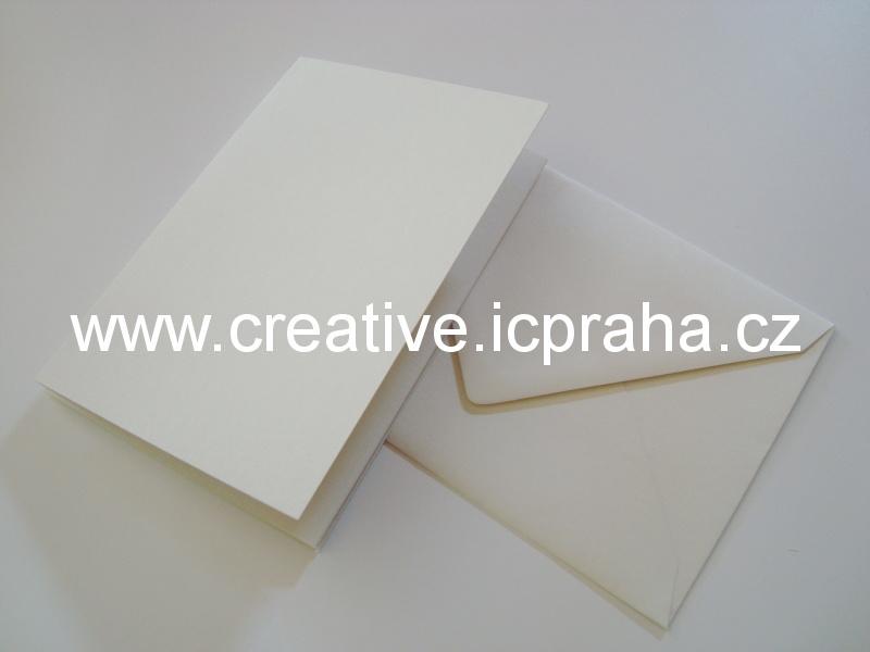 leporelo+obálka bílá FOLIA 220301