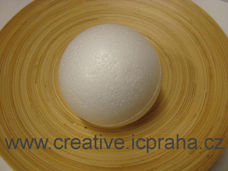 polystyren - koule 10cm