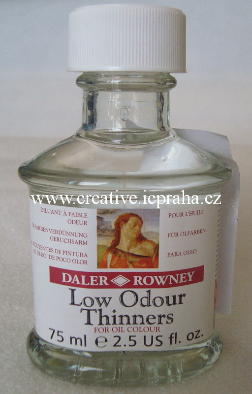 alternativa terpentinu Daler-Rowney 75ml