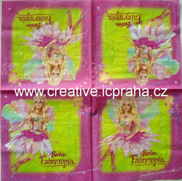 d-Barbie Fairytopia  DISNEY