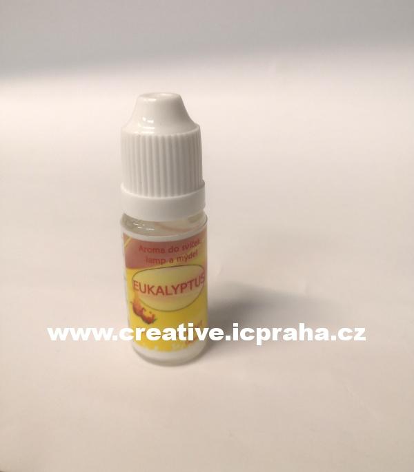 aroma EUKALYPTUS univerzální 10ml