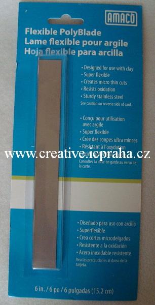 řezák Amaco - flexible 15,2 cm