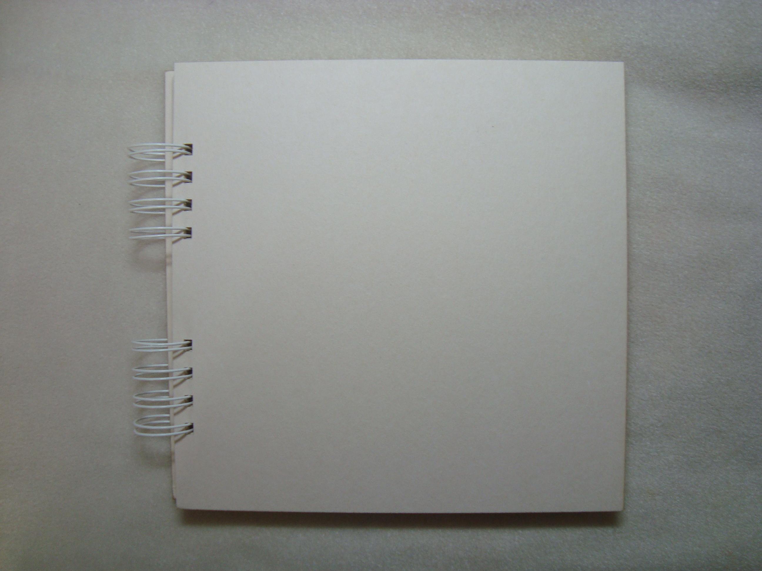 album 10 karet vnitřních 20,5x20,5cm bílá