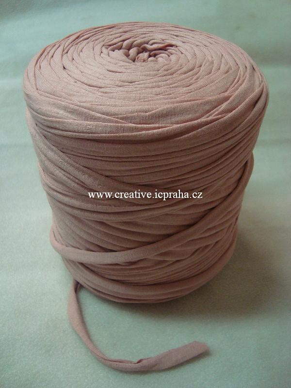 Noodle 120m - růžová venkovská 8006025