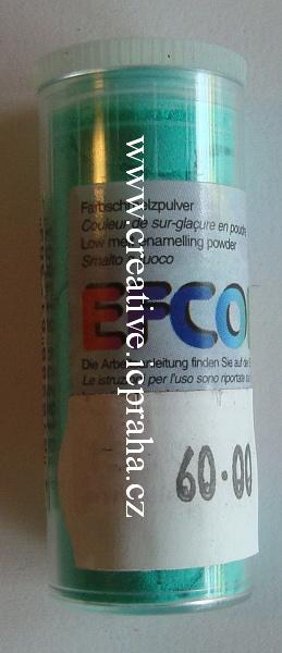 Efcolor transparentní 10ml zelená