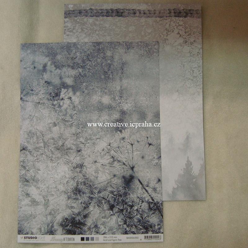 StudioLight - Snowy A4/pampeliška
