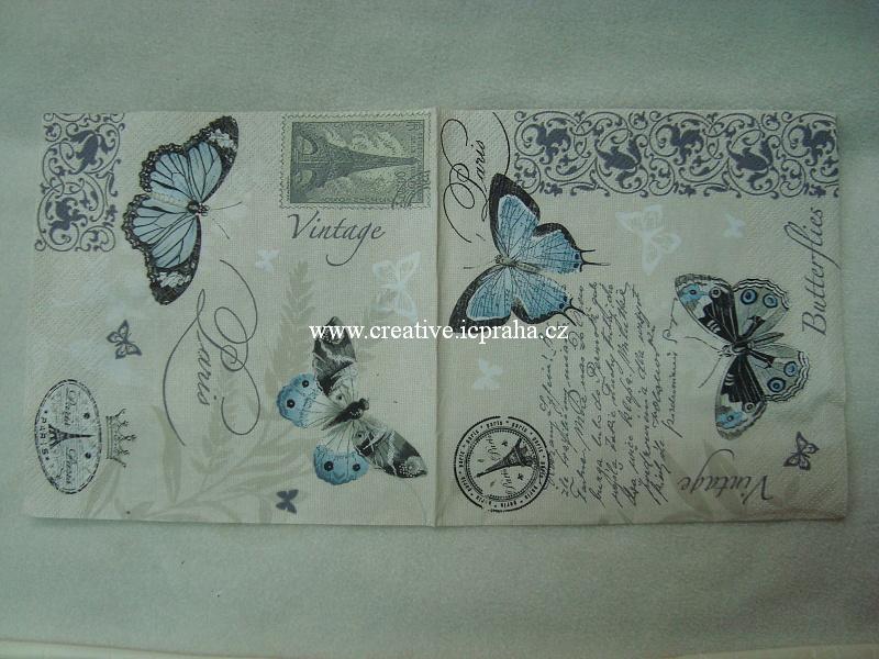 motýlci Butterflies MAKI