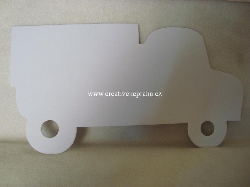 Nákladní auto 30cm - 00535