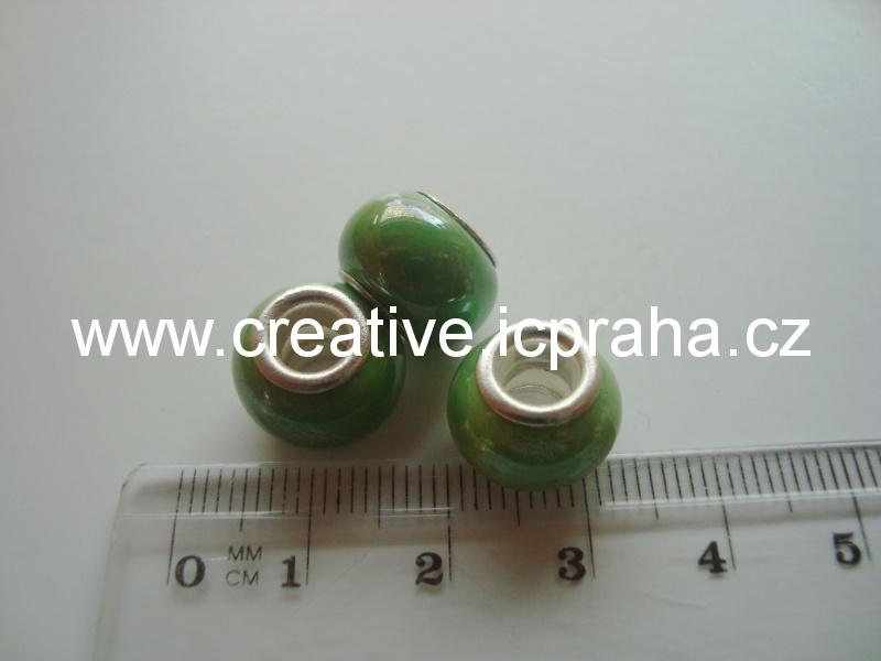 pandora zelená