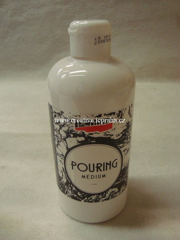 Pouring medium 500ml - Pentart