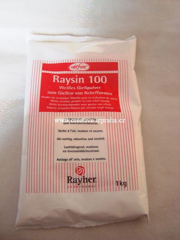 odlévací sádra - Raysin 1kg Ry3410302